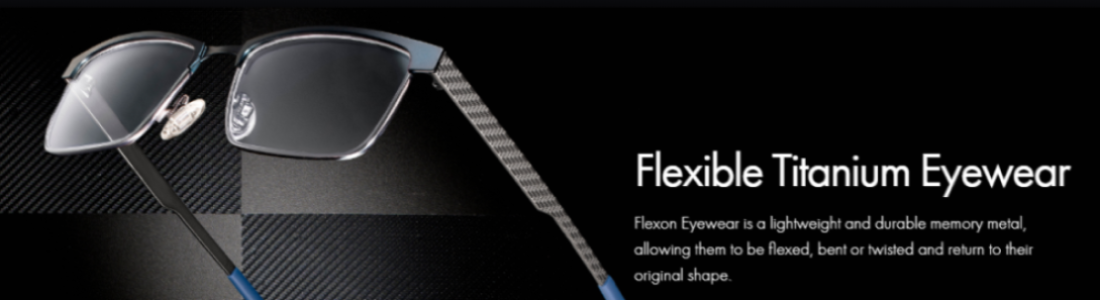 Read more about the article Flexon Titanium Frames with Memory Metal