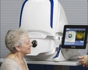 optos daytona ultra wide retinal imaging thorpe le soken
