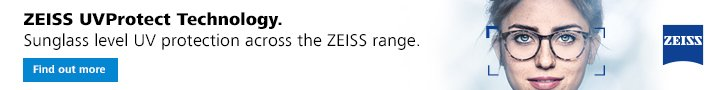 zeiss UV protection range of lenses