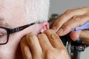 ear wax removal audiologist