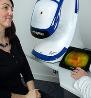 Optos ultra wide imaging in earls colne near coggshall halstead